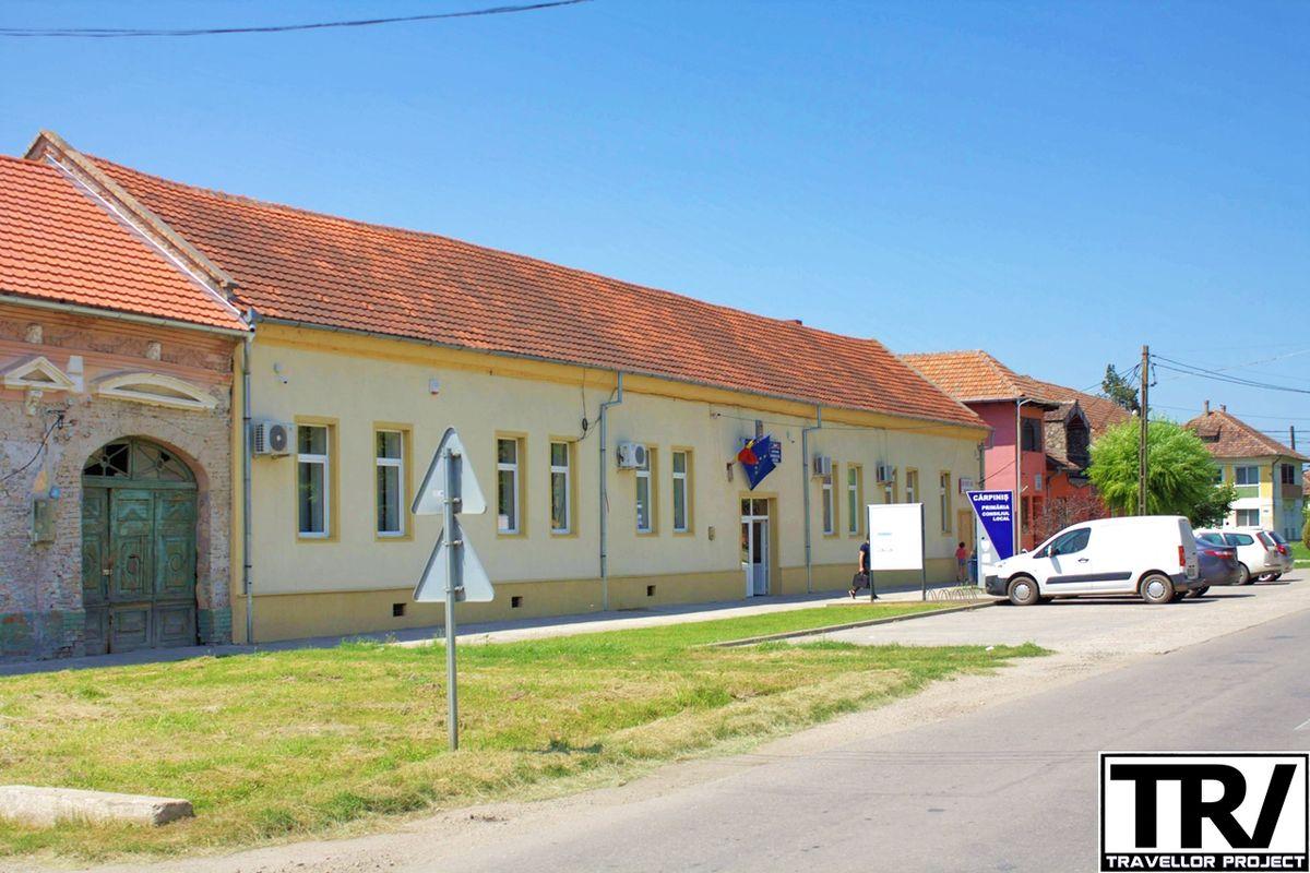 The vilage hall