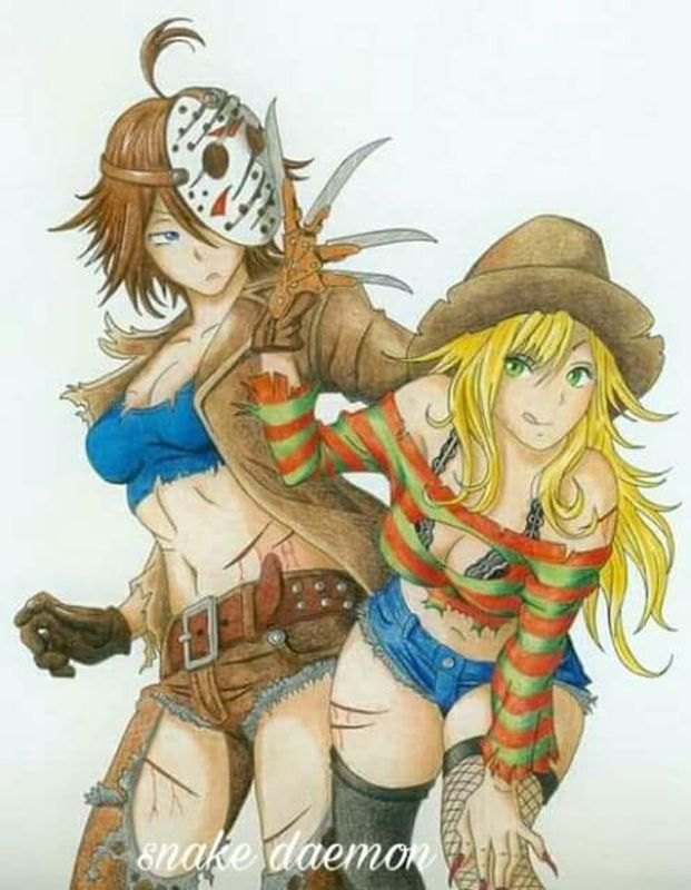 Ms Freddy and ms jason