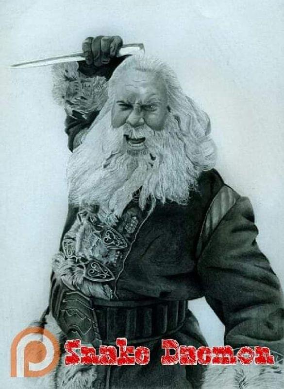 Bill goldberg as santa claus