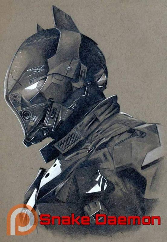 Arkham knight