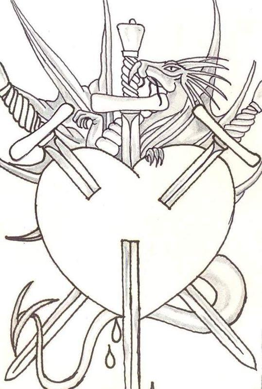 3 of sword