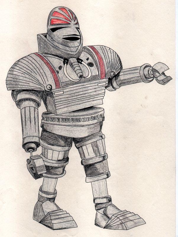Robot k1
