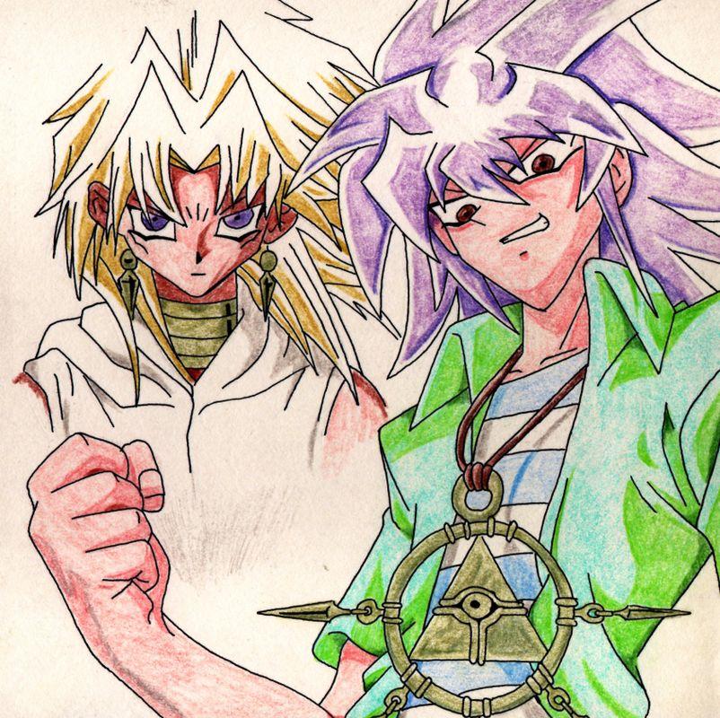Bakura and marik