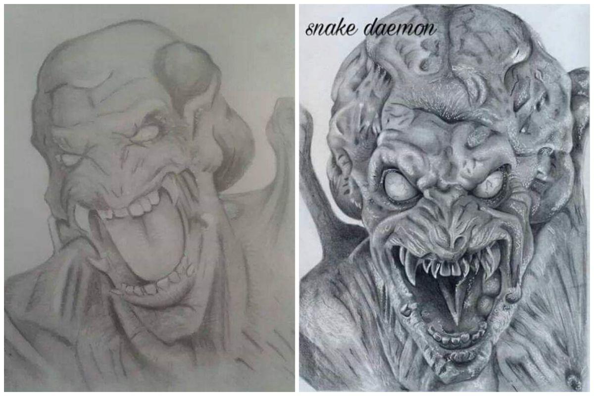 Pumpkinhead comparison