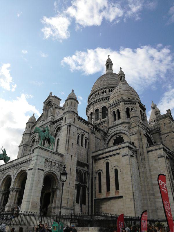 Basilique du Sacré-Coeur Paris