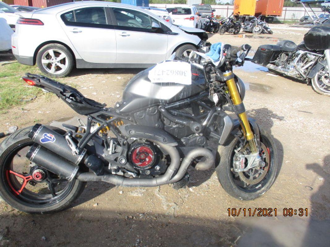 Monster 1200s