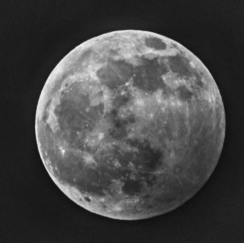 First Full Moon for 2020