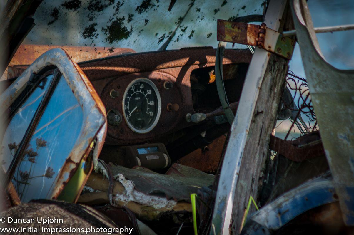 Tidy interior, good radio