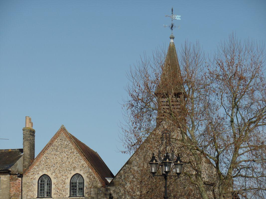 Church next to tree p2