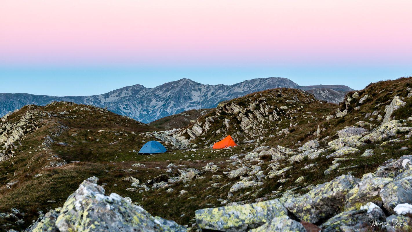 High camping