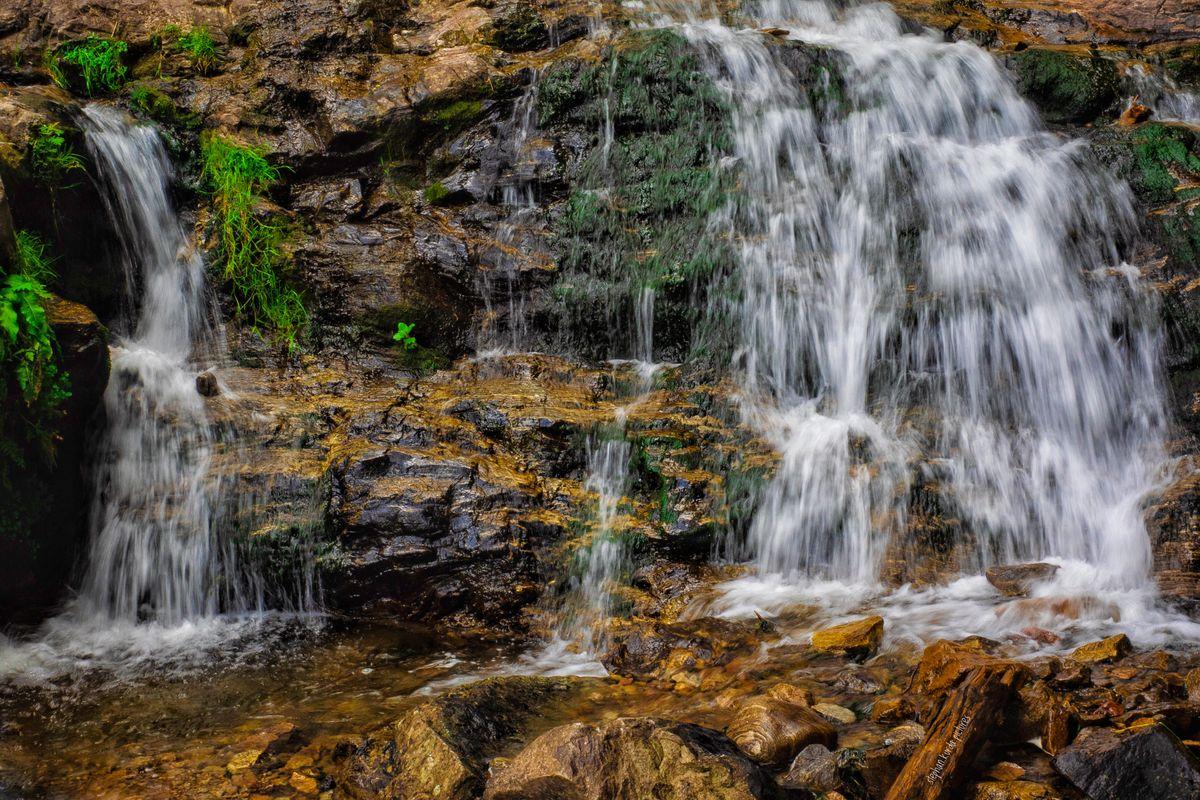 Waterfall Todtnau