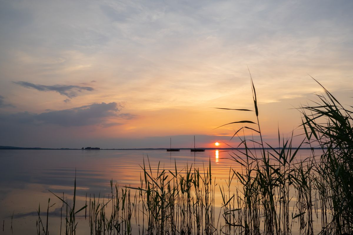 Sunset in Steinhude (SE)