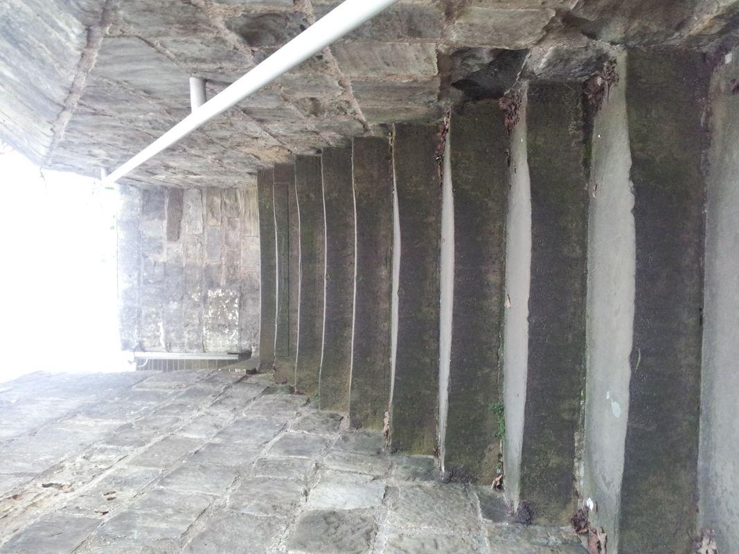 Steps in York