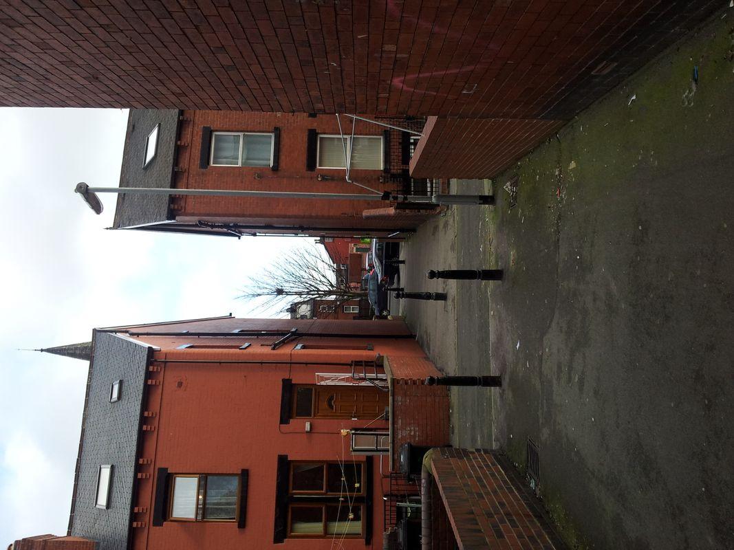 Street in South Leeds