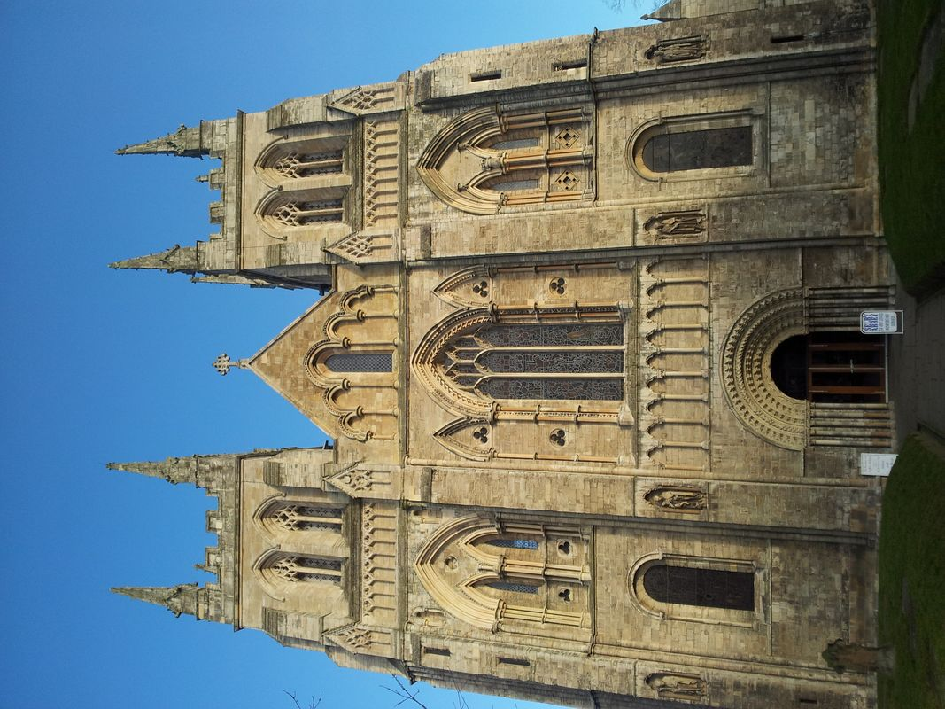 Selby Abbey in Yorkshire