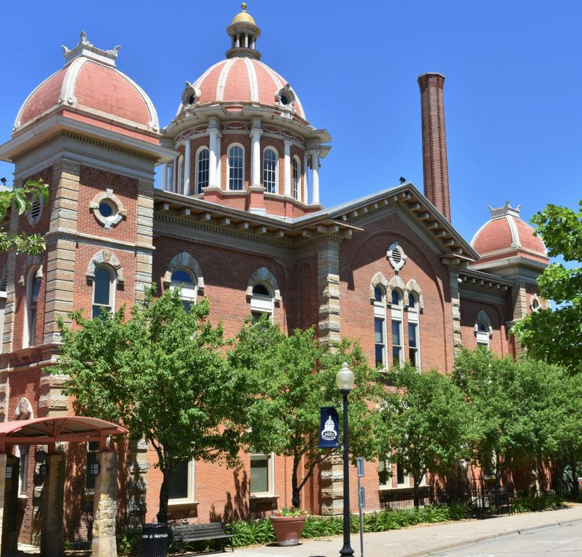 Ths City Hall of Hastings Minnesota
