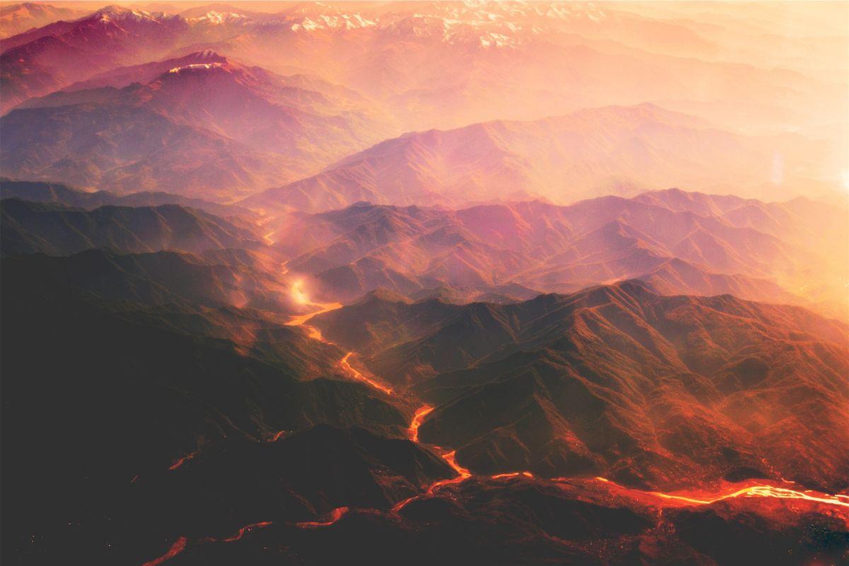 Horizon-mountain