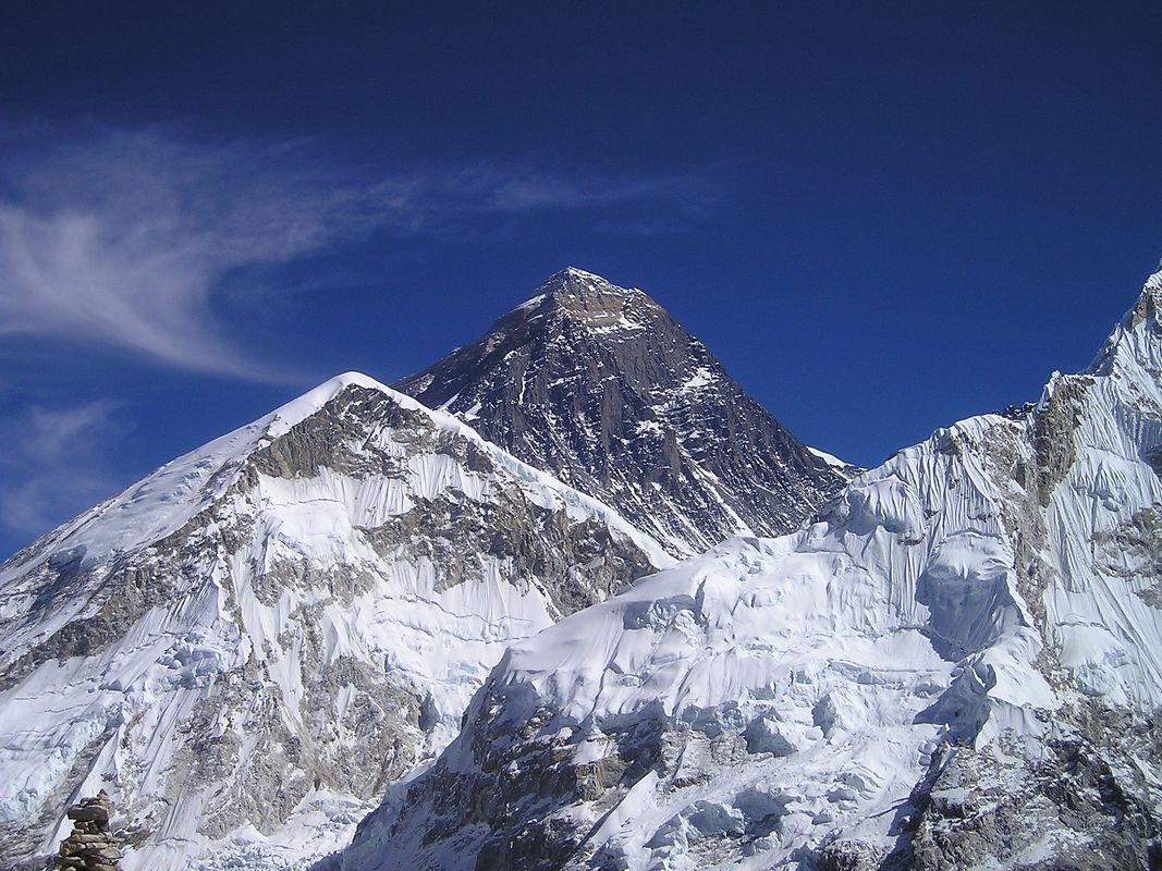 Rock-mountain-snow-winter
