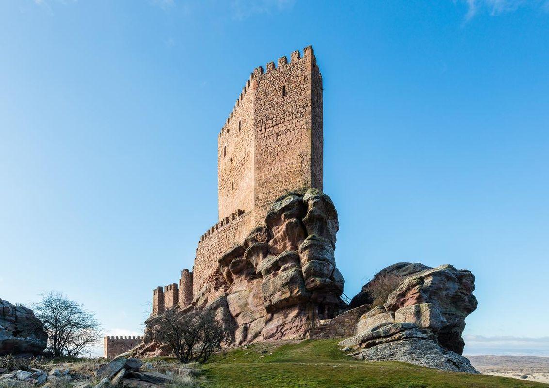 Castle zafra