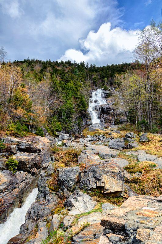Waterfall in the Adirondacks
