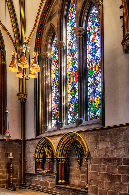 Chester Cathedral Lady Chapel