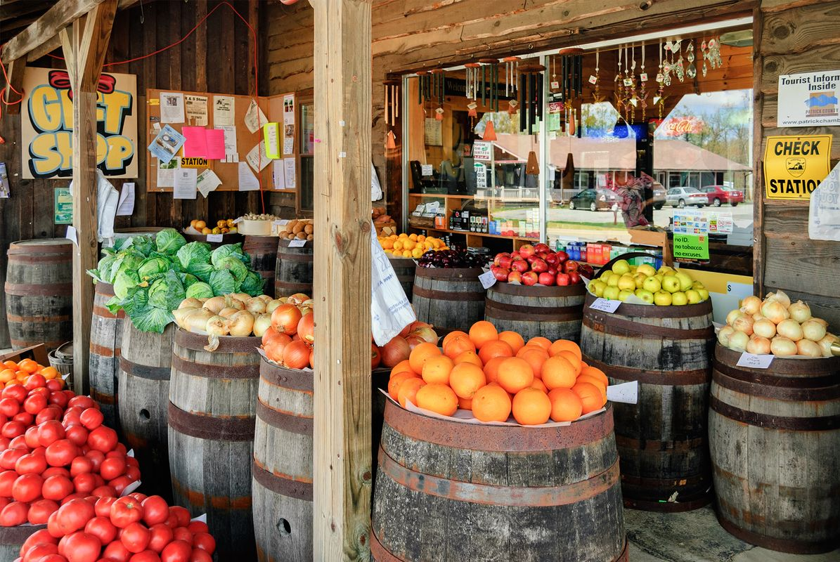 Country Store Vegetables