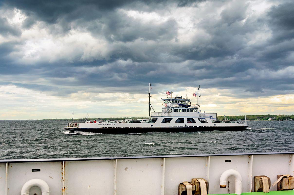 Ferry to Vermont