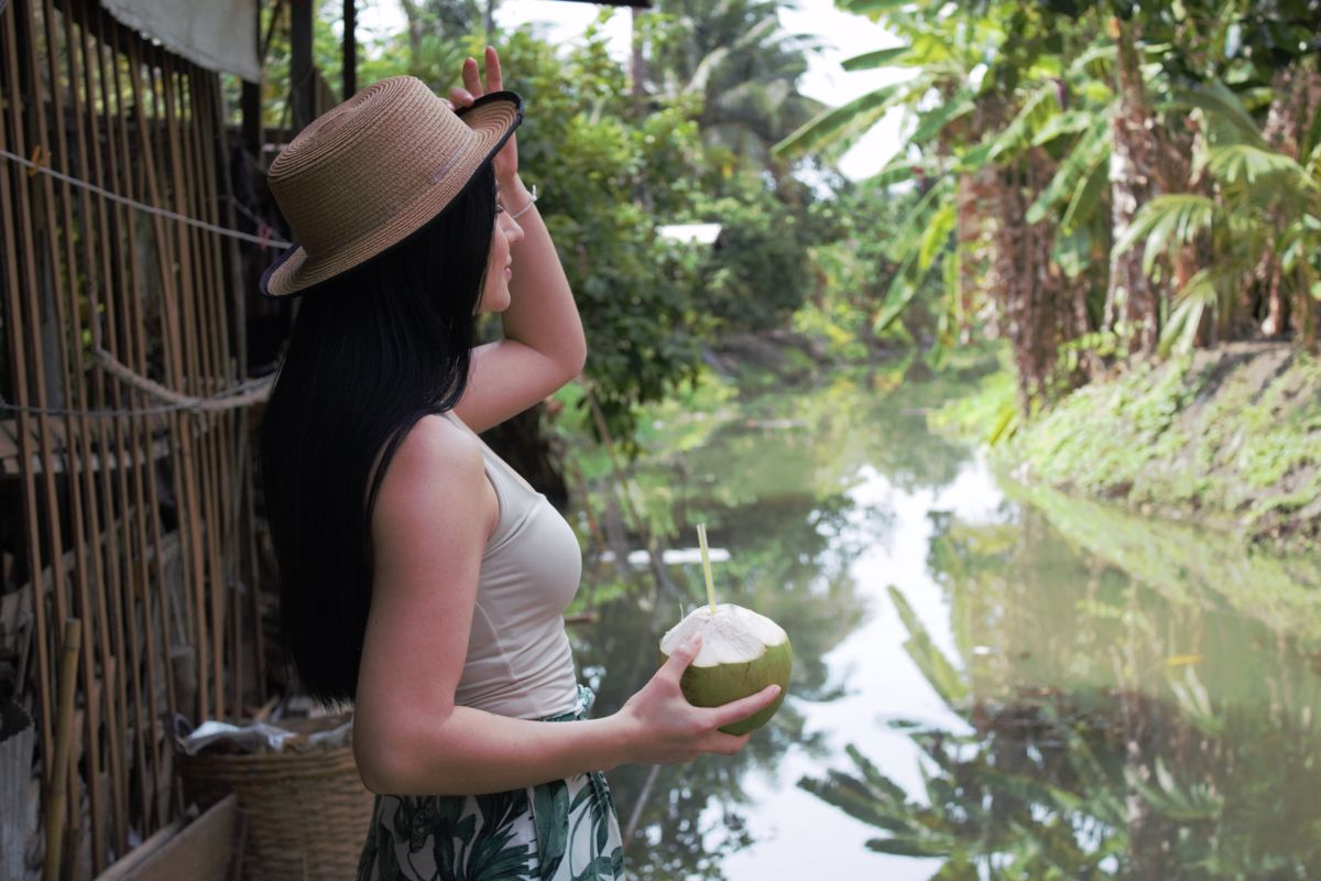 Jungle in Thai