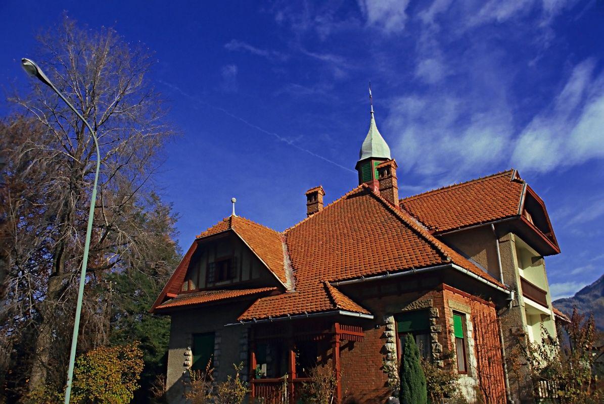 Borovlje Old Vila