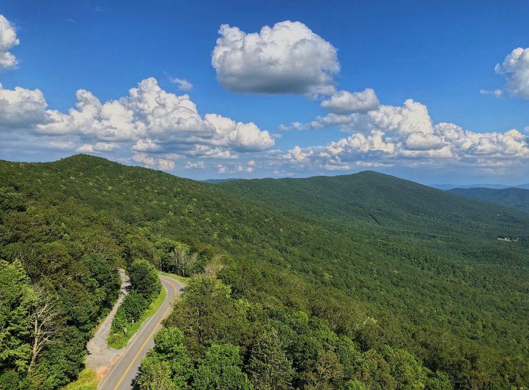 VA Mountains