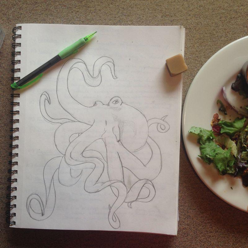 Octopus-M.Pencil
