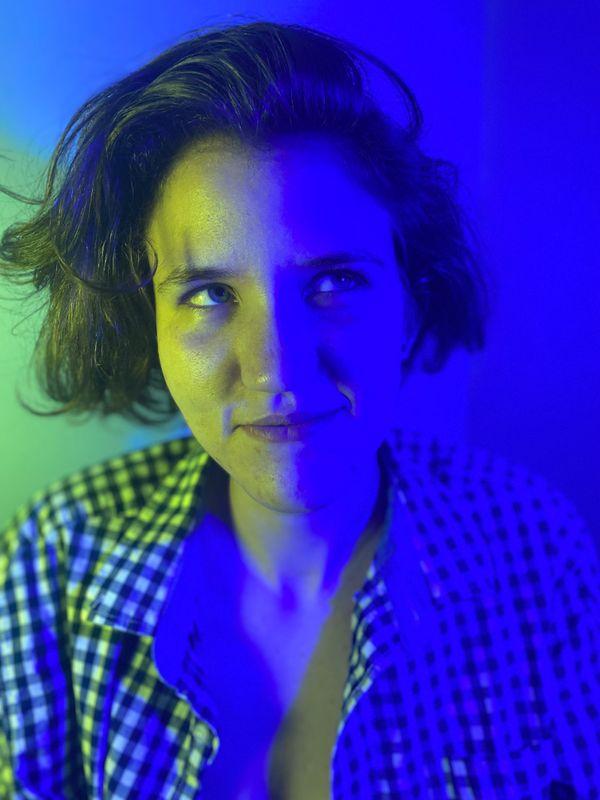 Permanently Blue 4 U.