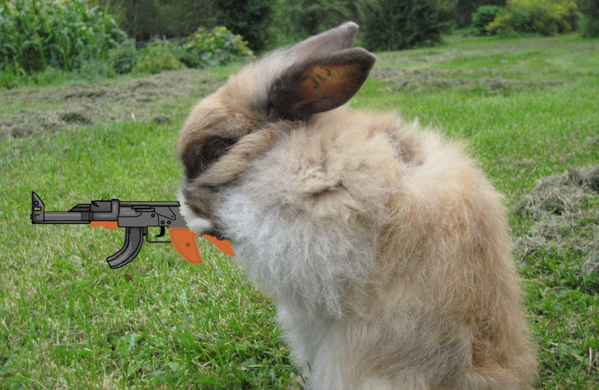 Deadly Bunny