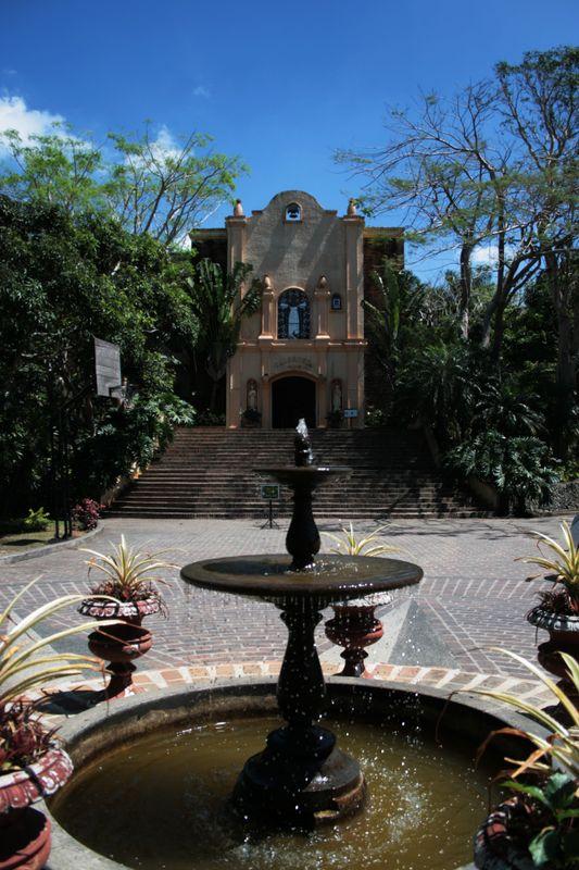 Calaguera Church