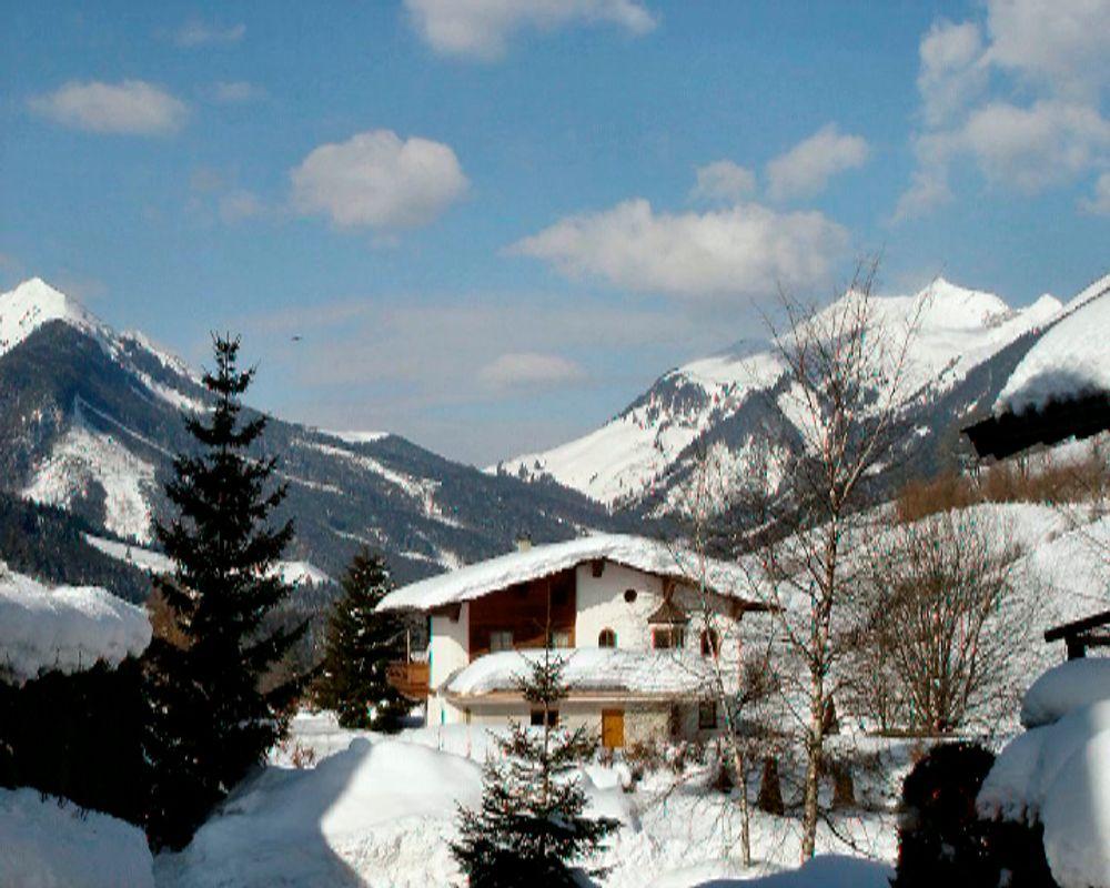 Hinterthiersee in Tirol, Österreich