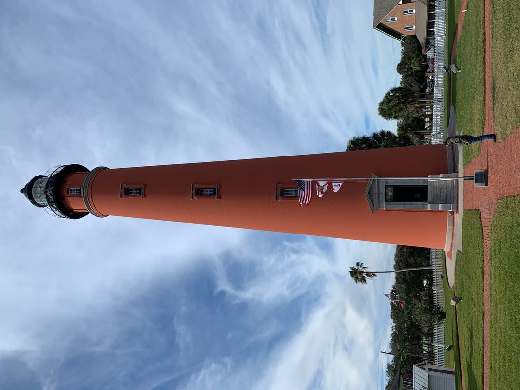 Ponce De Leon I let Lighthouse