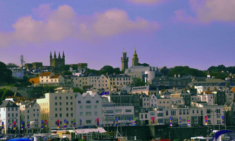 Guernsey skyline