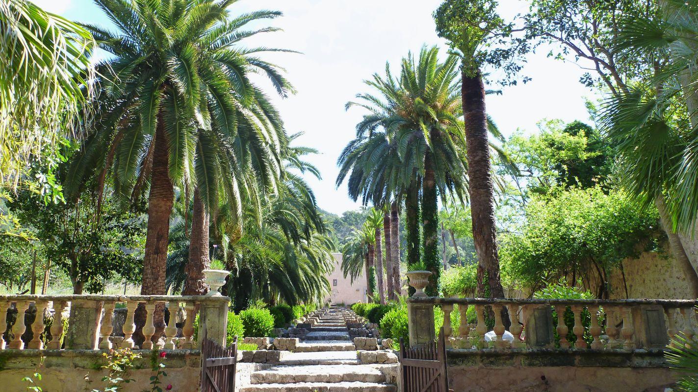 Jardin de Alfabia - Mallorca Impression