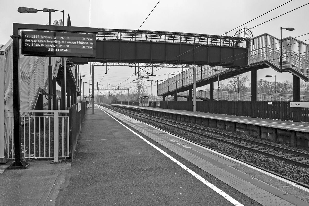 Tile Hill Railway Station