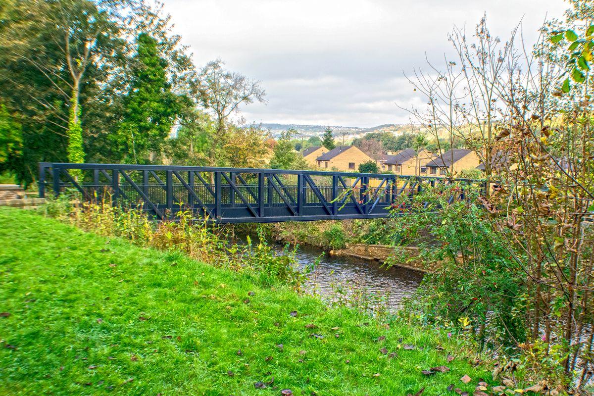 Wilson Bridge, Copley.