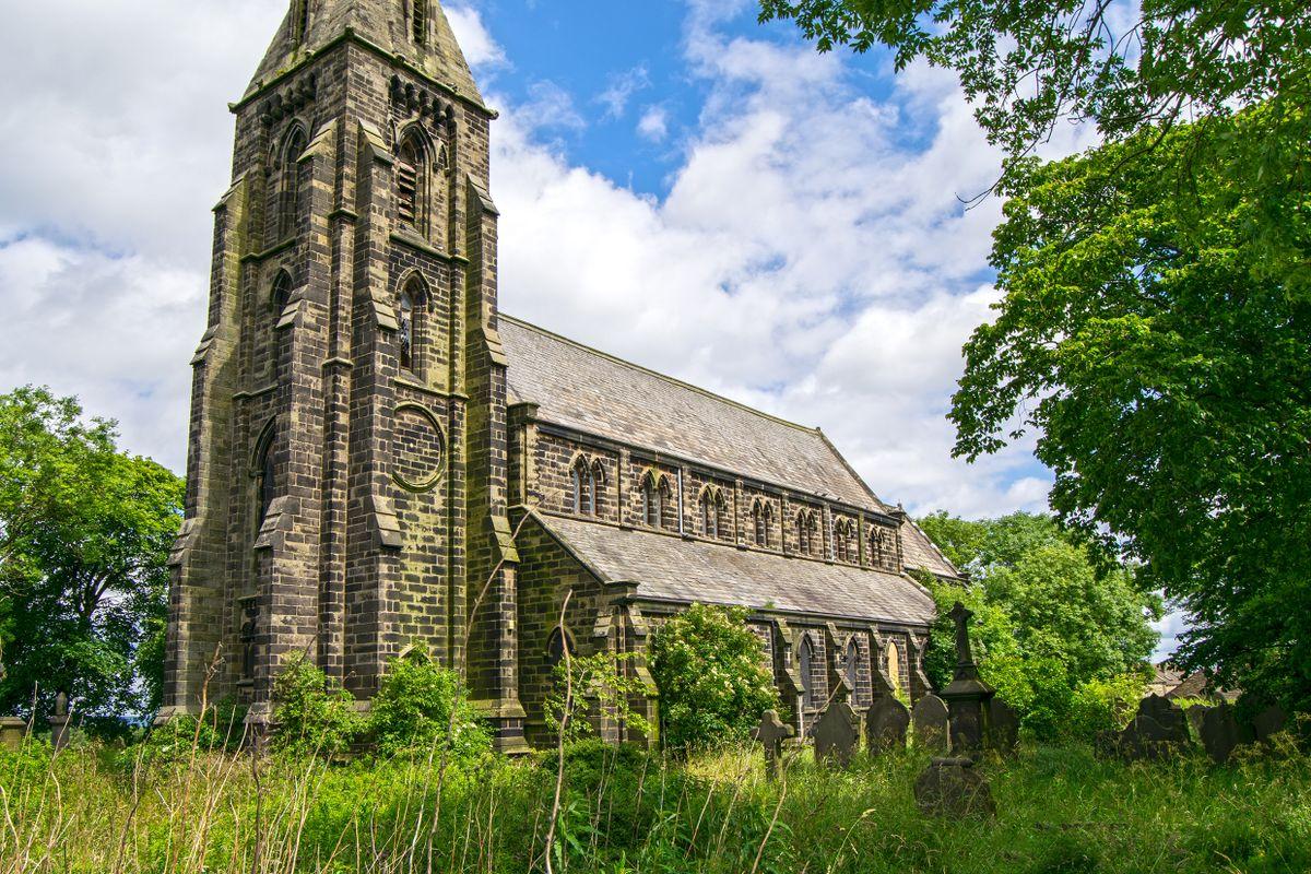 St Paul's Church, Denholme.