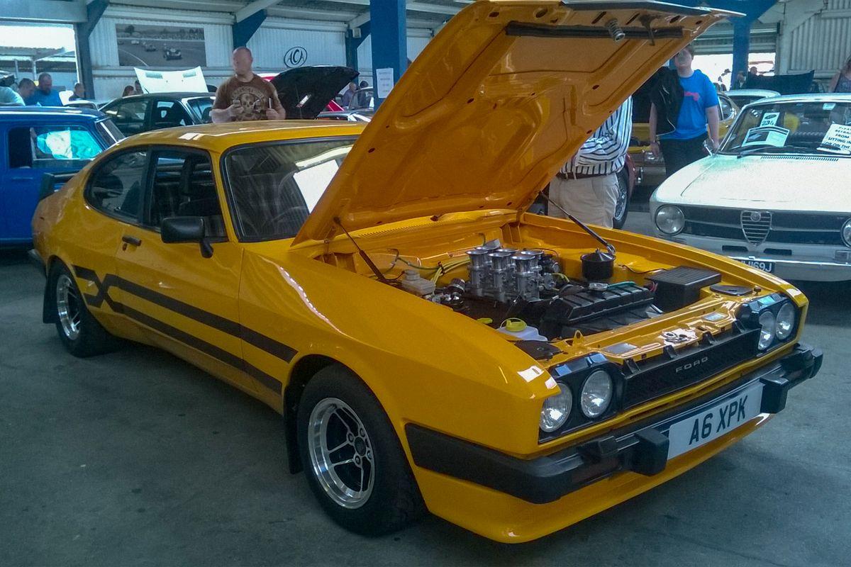 Ford Capri 3.0s