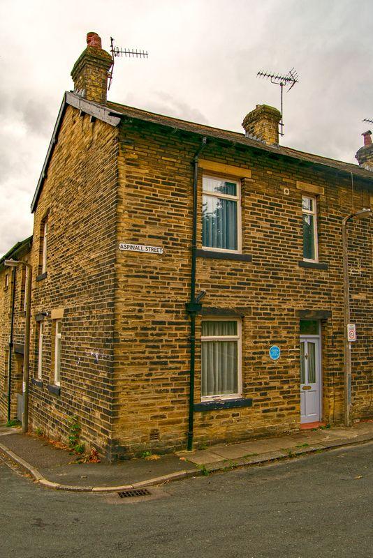 1 Aspinall Street, Mytholmroyd.