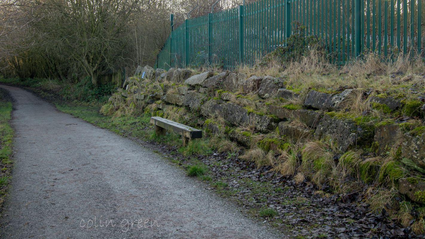 Spen Valley Bench