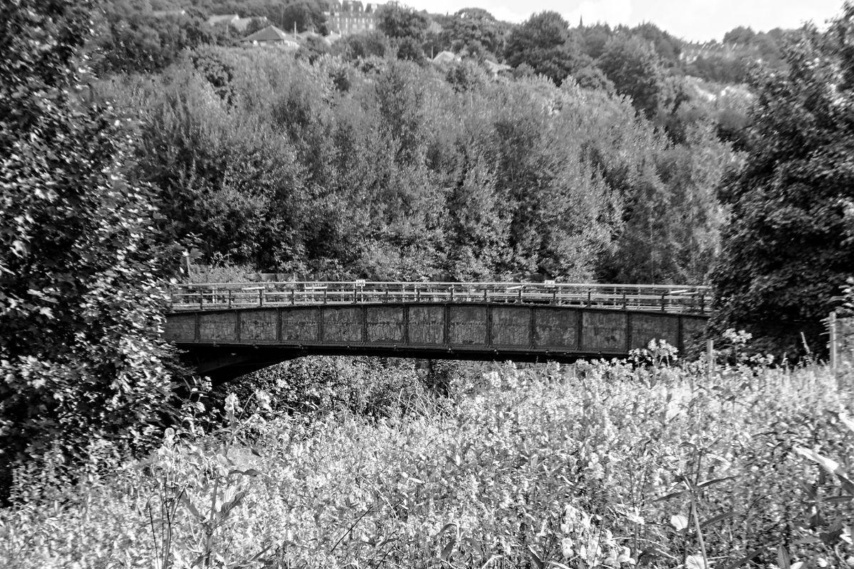 Gas Works Bridge, Sowerby Bridge 1.