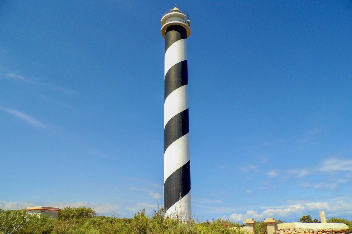 Lighthouse Above.