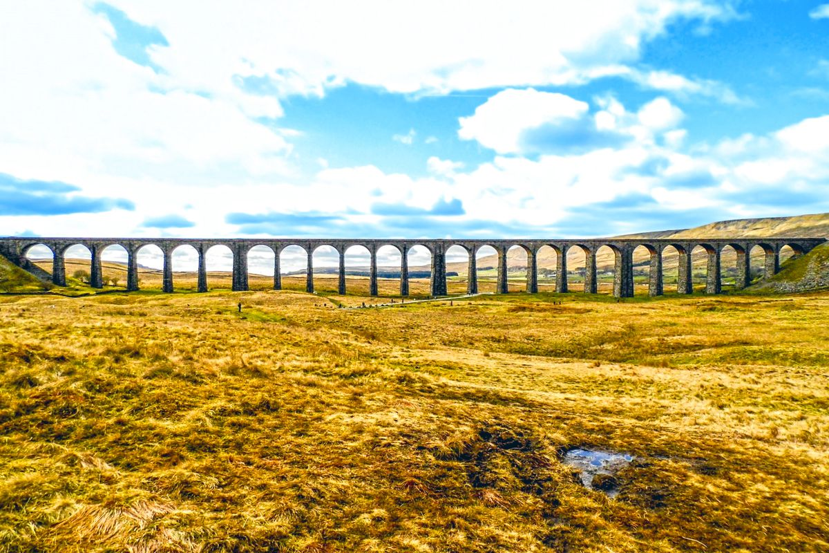 24 Arches at Batty Moss.