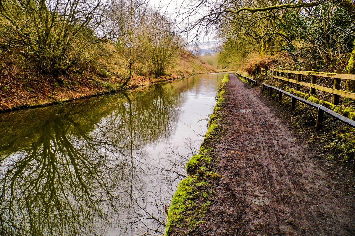 Huddersfield Narrow Canal at Marsden