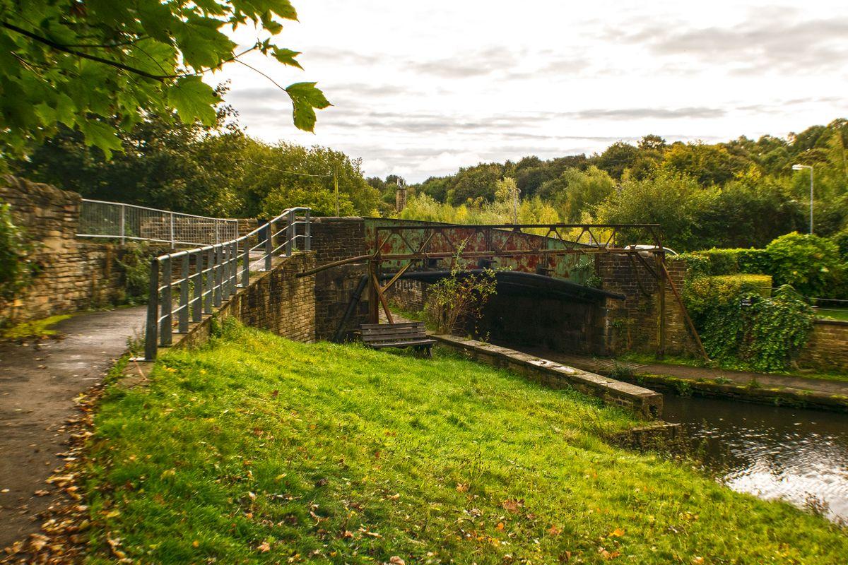Chain Bridge, Sowerby Bridge