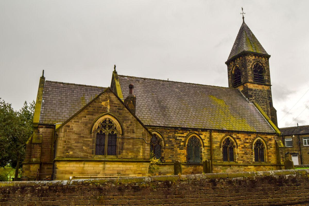 Church of St Nicholas, Cumberworth, West Yorkshire.